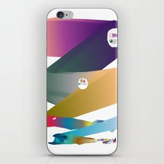 Enough Be Grateful  iPhone & iPod Skin