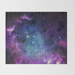 Starfield Throw Blanket