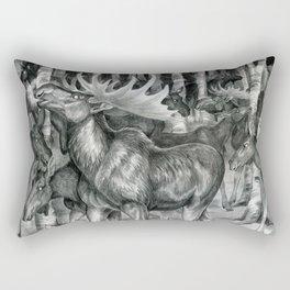 Ghost of Minong Rectangular Pillow