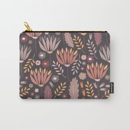 Harper Modern Floral No. 2 Carry-All Pouch