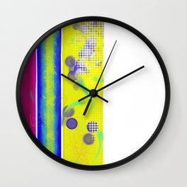 She ä Rockstar Wall Clock