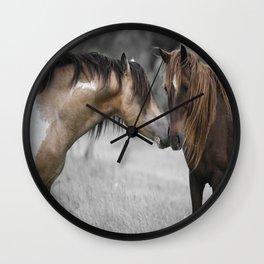 Legacy & His Lady Wall Clock