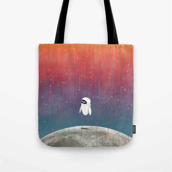 Moon Landing Tote Bag