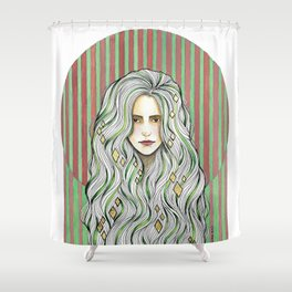 Zella Shower Curtain