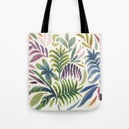 Pastels and petals Tote Bag