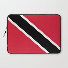 Trinidad And Tobago Flag Laptop Sleeve