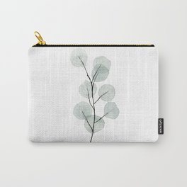 Eucalyptus Branch Carry-All Pouch