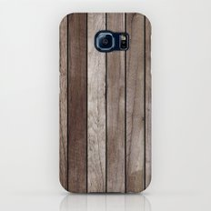 Wooden Texture Galaxy S8 Slim Case