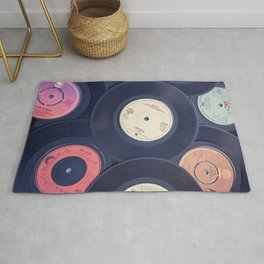 Sounds of the 70s Rug
