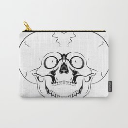 Laughing Skull Carry-All Pouch