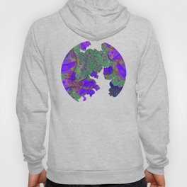 """""""Be yourself (Pop Fantasy Colorful Pattern 02)"""" Hoody"""