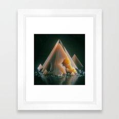 OVRDRIVE (everyday 09.21.16) Framed Art Print