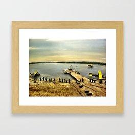 Made of Wonder Framed Art Print