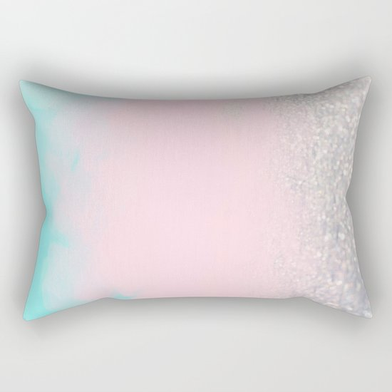 All That Shimmers.. Society6 #decor #buyart Rectangular Pillow