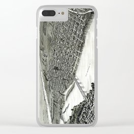 Laredo - Texas - 1892 Clear iPhone Case