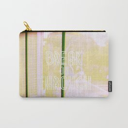 Break on Through Carry-All Pouch