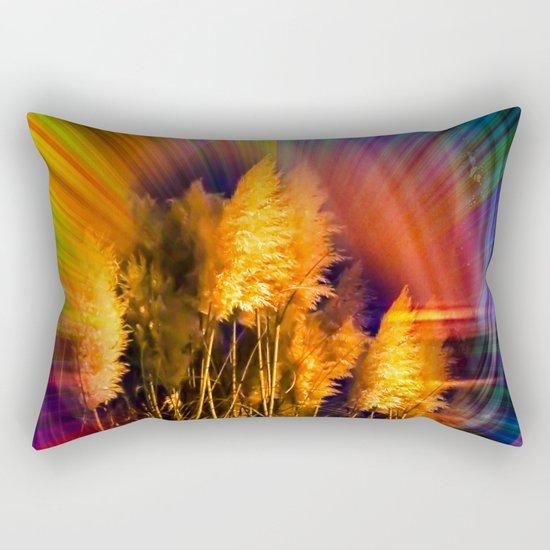 autumn impression Rectangular Pillow