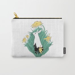 Muddy Bunny Carry-All Pouch