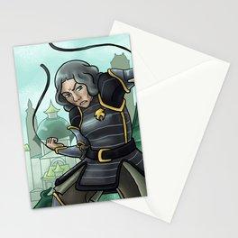 Knight of Spells Stationery Cards