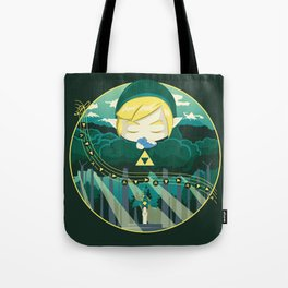 Time Legacy Tote Bag