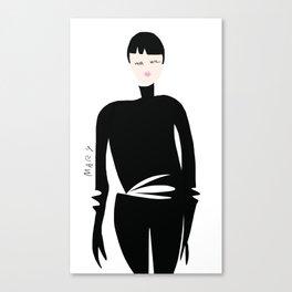 Style Spy Canvas Print