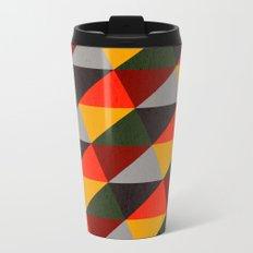 Ternion Series: Wintertide Carnival Motif Travel Mug