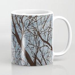 Winter Trees (Up) Coffee Mug