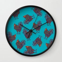 Rooster II  Wall Clock