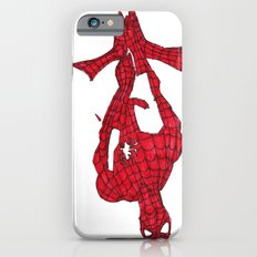 Hanging Out. Spiderman iPhone 6s Slim Case