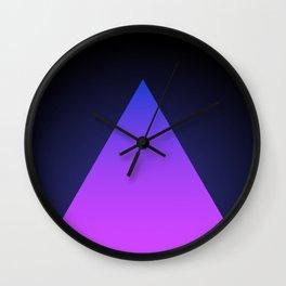 prisma 1 Wall Clock