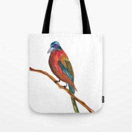 Study of a Bird 2 Tote Bag