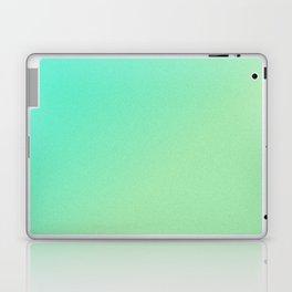Green Ombre Glitter Look Laptop & iPad Skin