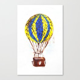 Float Away... Canvas Print