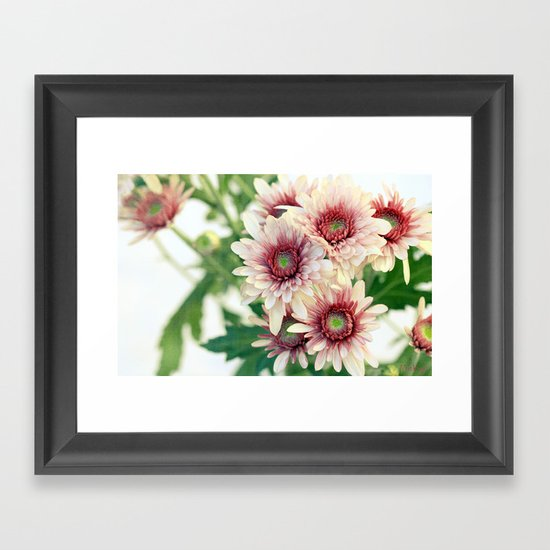 Pretty Enough Framed Art Print