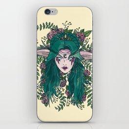 Elf Queen iPhone Skin
