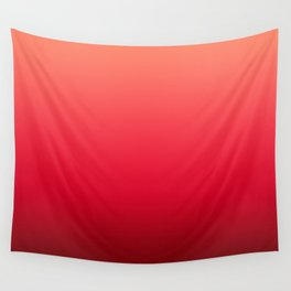 Ombre . Strawberries Wall Tapestry