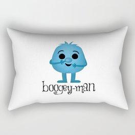 Boogey-man Rectangular Pillow