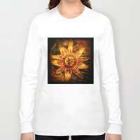 passion Long Sleeve T-shirts featuring Passion by Sirenphotos