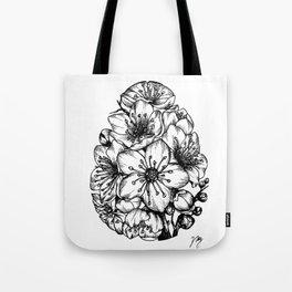 Cherry Egg Tote Bag