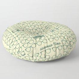 summer time Floor Pillow