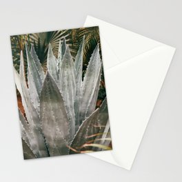 Deep Agave Stationery Cards