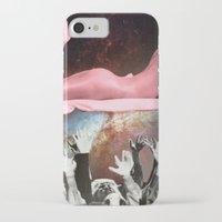 aquarius iPhone & iPod Cases featuring Aquarius by Tropidarks