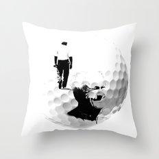 Arnold Palmer Throw Pillow