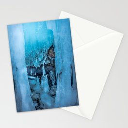 The Ice Palace Stationery Cards