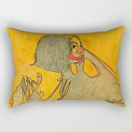 Women's Studies #31 Rectangular Pillow