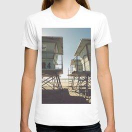 Oceanside Beach T-shirt