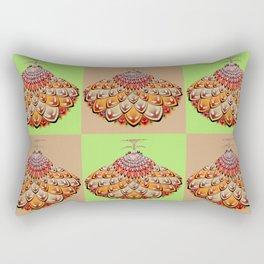 angel butterfly Rectangular Pillow