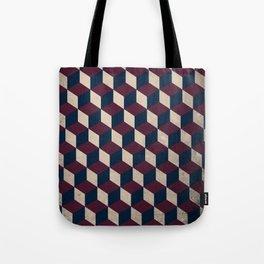 pop cube Tote Bag