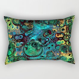 'The Trill of Hope' by Angelique G. FromtheBreathofDaydreams Rectangular Pillow