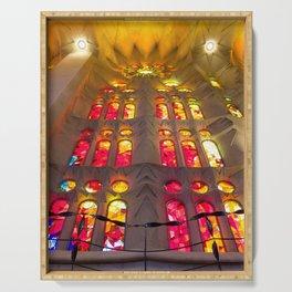 Sagrada Familia Serving Tray